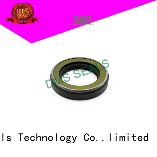 DMS Seal Manufacturer professional seal rotary shaft with a rubber coating for sale