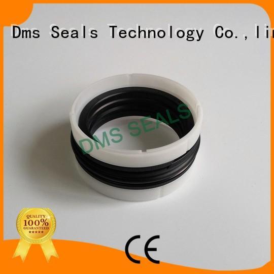 ptfe oring piston nbrfkm pneumatic piston seals DMS Seal Manufacturer Brand