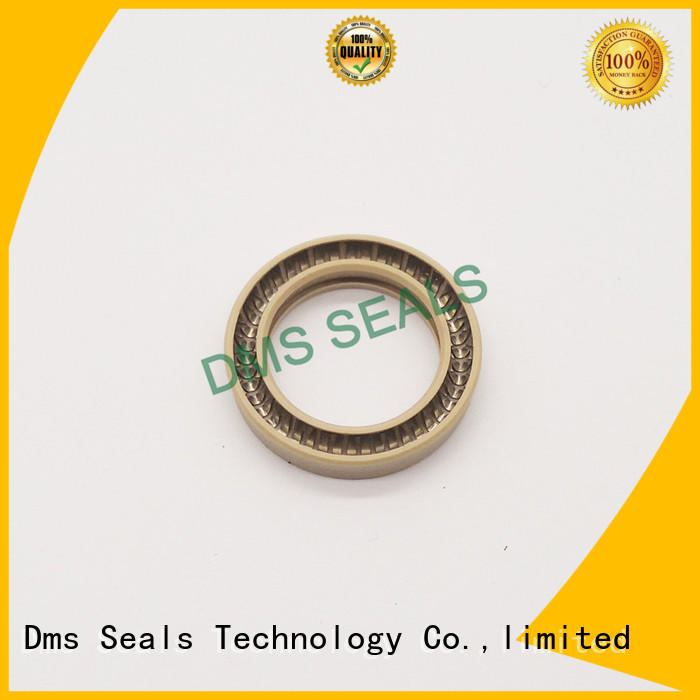 spring loaded seal solutions for aviation DMS Seal Manufacturer