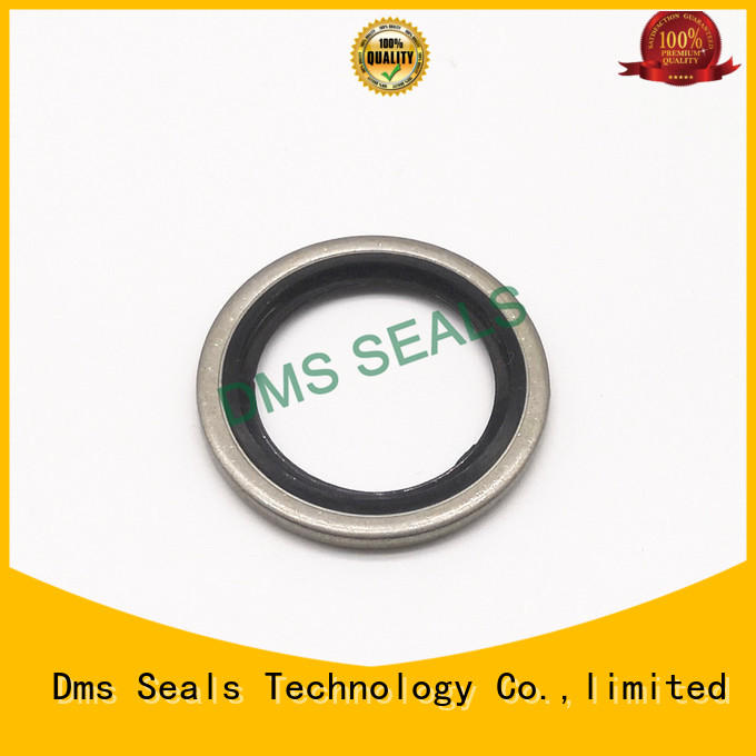 DMS Seal Manufacturer bonded sealing washer dimensions factory for threaded pipe fittings and plug sealing