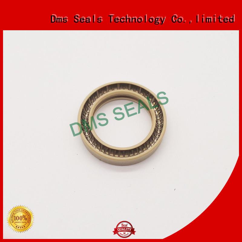polyphenyl ester Ekonol PHB filled PTFE spring energized seal