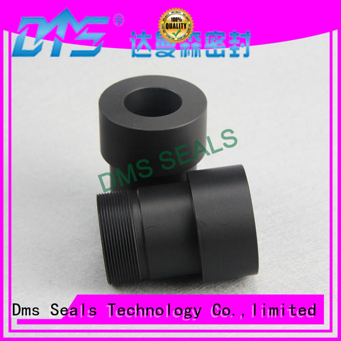 DMS Seal Manufacturer hot sale hydraulic rod seals supplier for larger piston clearance